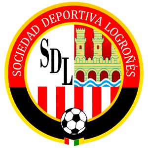 Escudo de la SD Logroñés