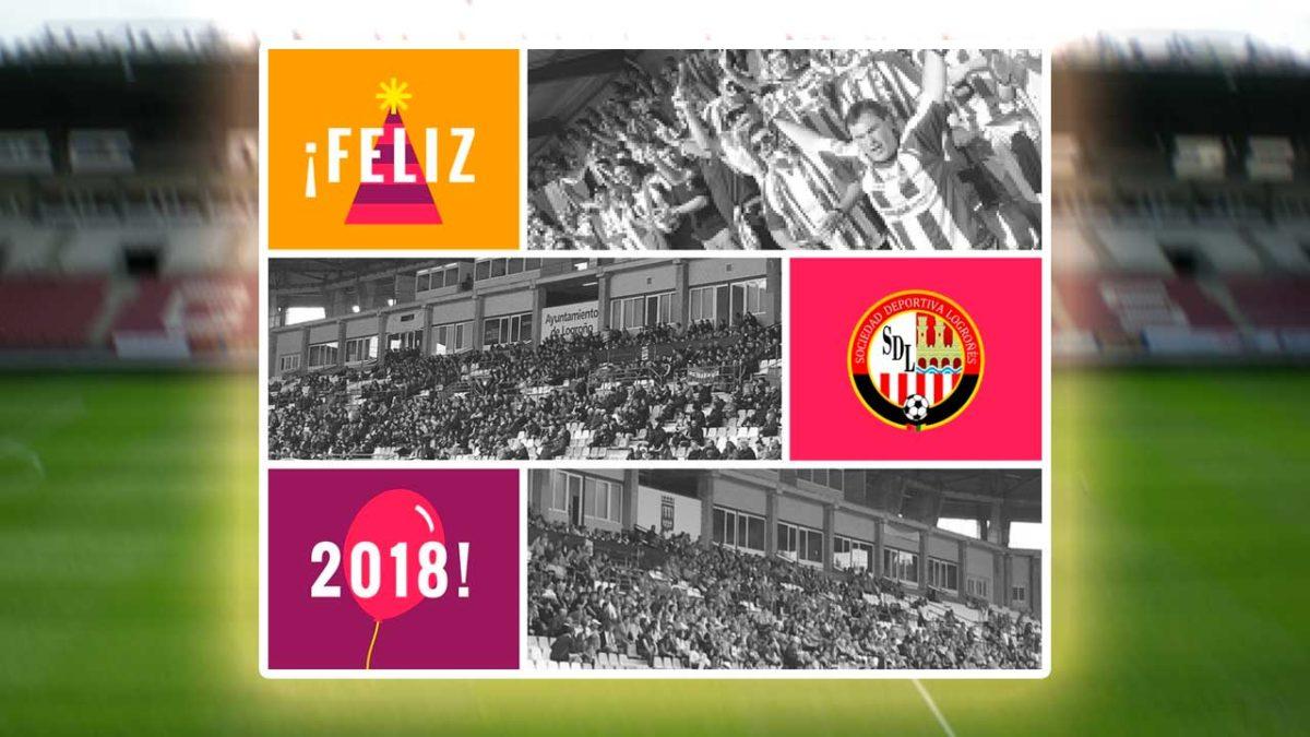 Felicitación SD Logroñés 2018